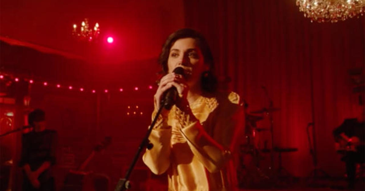 "Saturday Sessions: Katie Melua performs ""A Love Like That"""