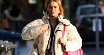 Maisie Smith seen for first time since being stopped by police for speeding
