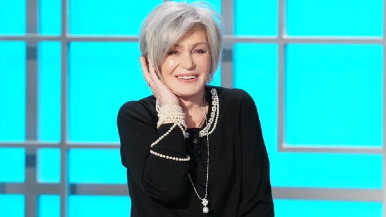 Sharon Osbourne Reveals She Has COVID-19 After Hospitalization!