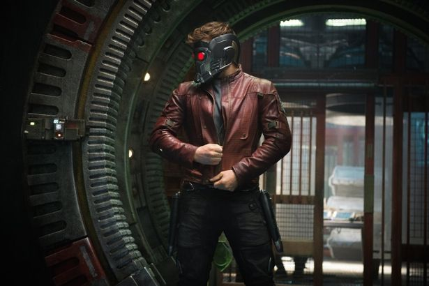 The actor played Star-Lord/Peter Quill in two movies based on the comics as well as two instalments of The Avengers franchise