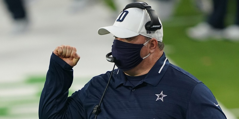 Stephen Jones: Mike McCarthy will coach Cowboys in 2021