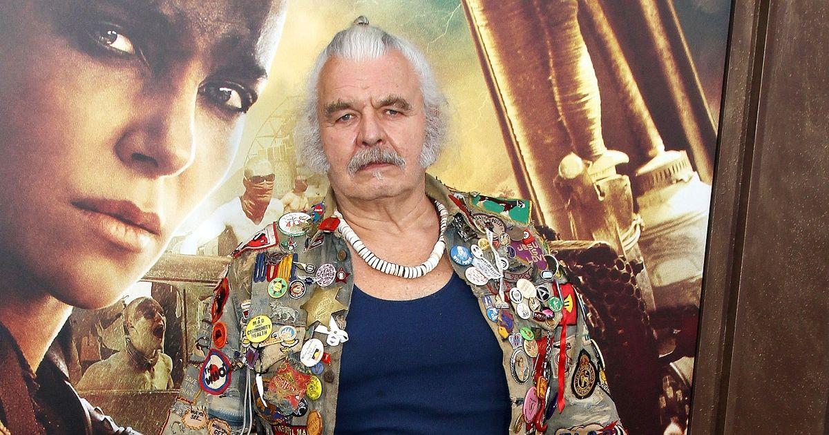Mad Max: Fury Road actor Hugh Keays-Byrne dies aged 73