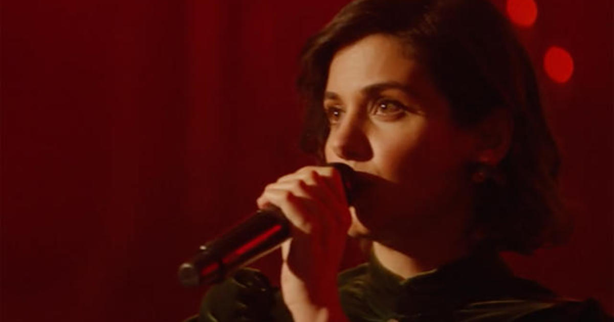 """Saturday Sessions: Katie Melua performs """"Voices in the Night"""""""