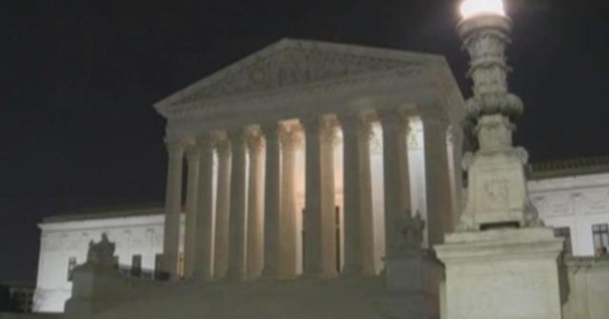 Trump lashes out at Supreme Court over rejected bid to overturn election results