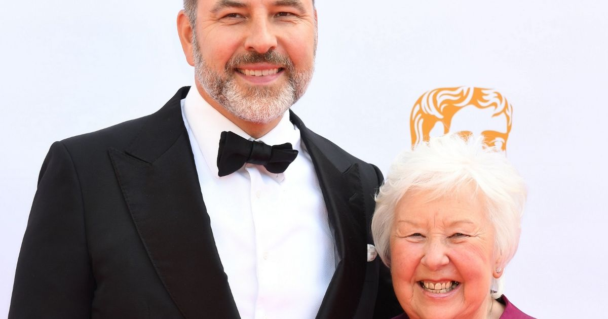 David Walliams's mum flirted with Sir Roger Moore by offering him shepherd's pie