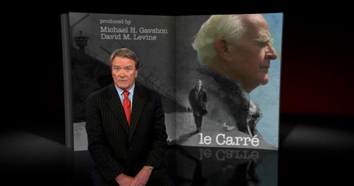 60 Minutes archives: Le Carré