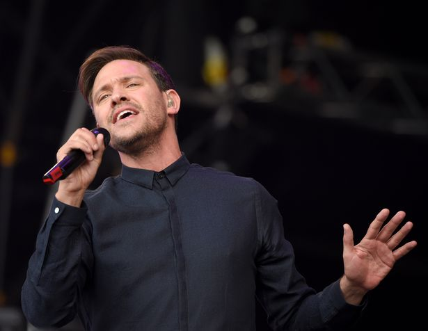 Will, who rose to fame on the ITV show Pop Idol in 2002, had spoken previously about trying to help his brother