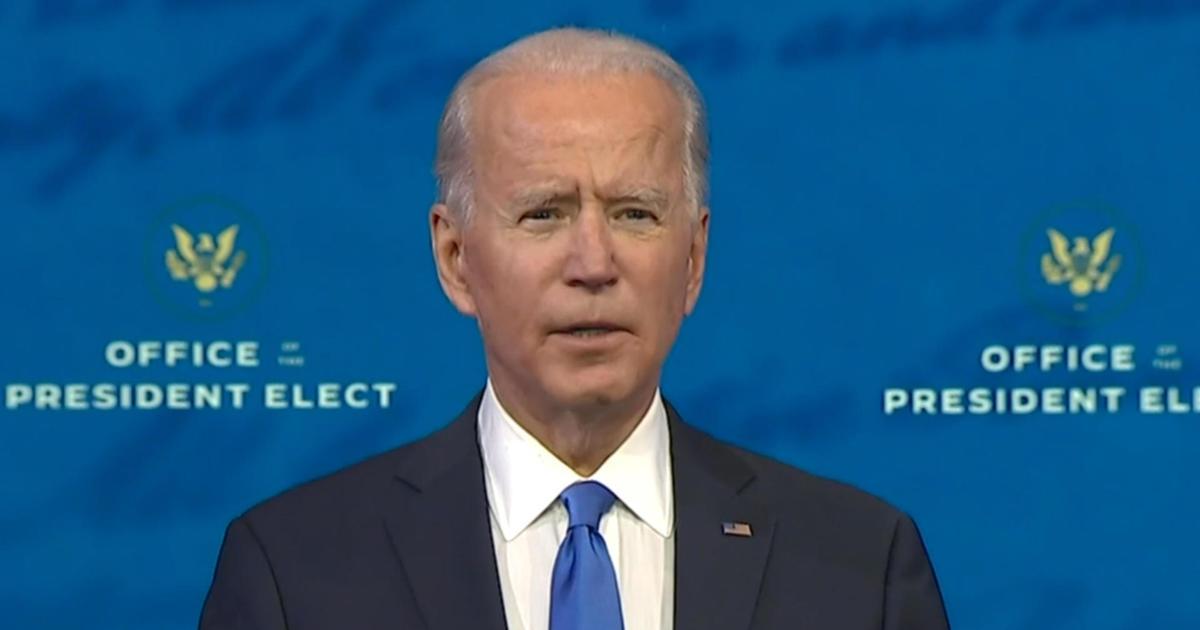"""Biden accuses Trump of """"unprecedented assault on democracy"""""""