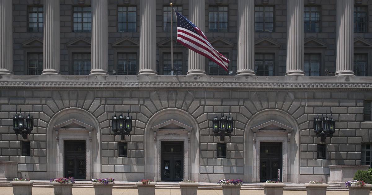 "U.S. Commerce Department confirms security ""breach"""