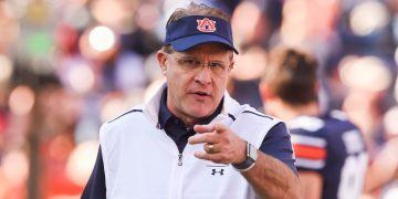 Auburn Tigers fire coach Gus Malzahn
