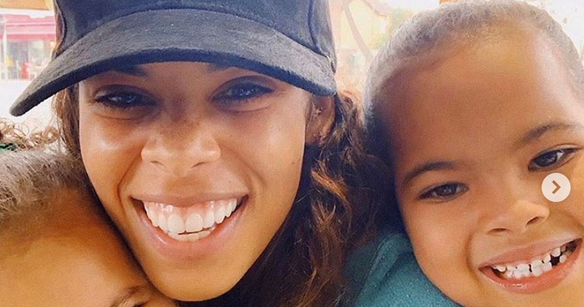 Rochelle Humes feels 'awful' for not believing daughter needed glasses
