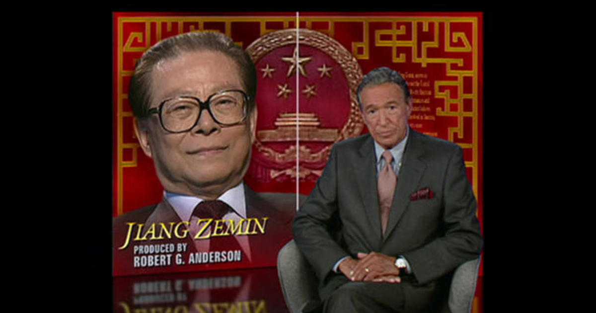 60 Minutes Archives: An interview with China's Jiang Zemin