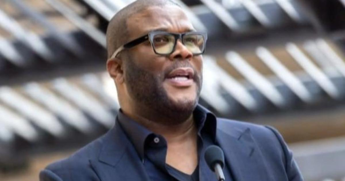 Tyler Perry donates $100K to Breonna Taylor's boyfriend's defense fund