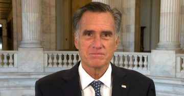 Senator Mitt Romney on Electoral College vote, COVID-19 relief bill negotiations