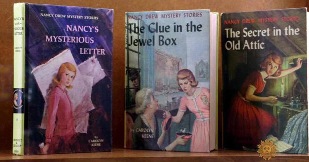 Nancy Drew turns 90
