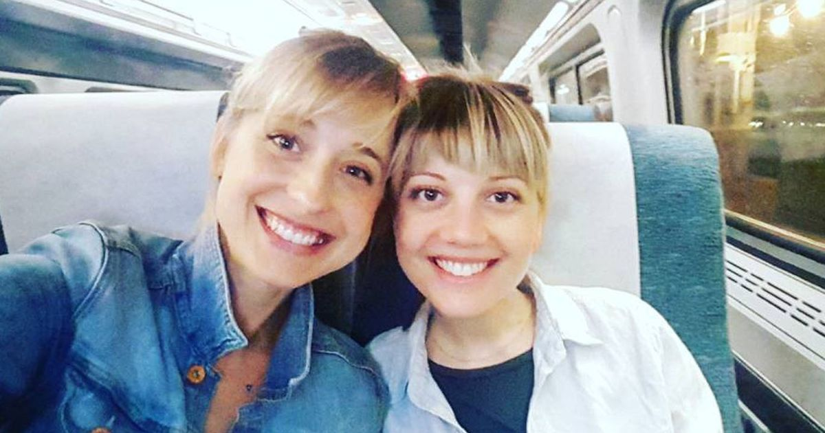 Allison Mack 'files for divorce from wife Nicki Clyne' after 3 years of marriage