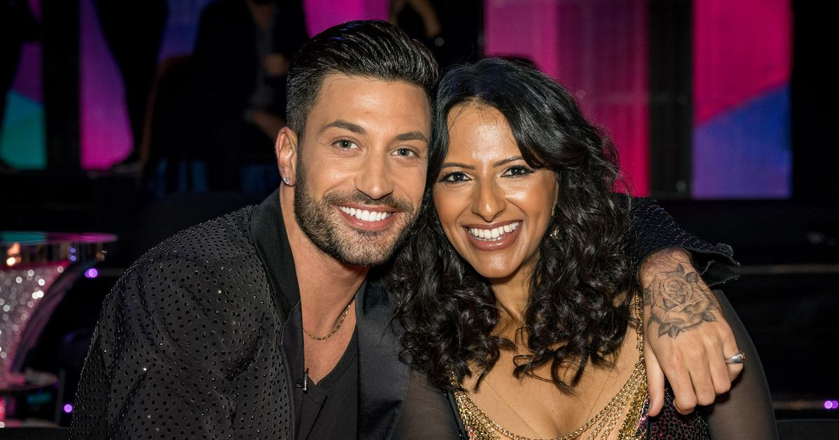 Strictly's Giovanni ignites Ranvir romance rumours by exposing late night texts