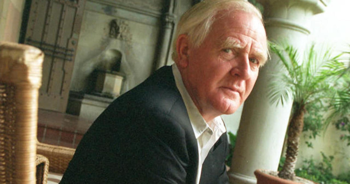 Spy-turned-novelist John le Carré has died at age 89