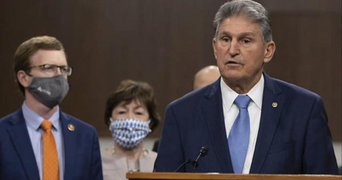 Bipartisan Senate group to unveil bills with $908 billion in coronavirus relief