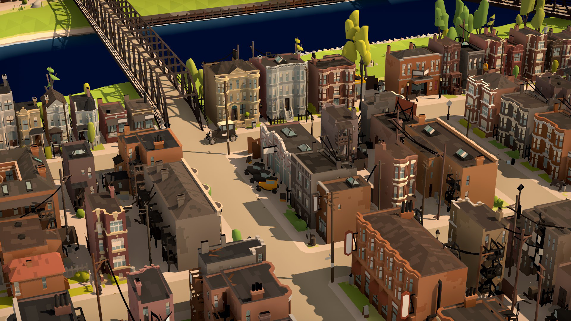 City of Gangsters Is Bringing Crime To PC Sometime Next Year