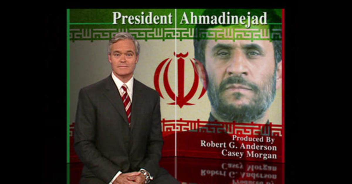 60 Minutes Archives: Mahmoud Ahmadinejad