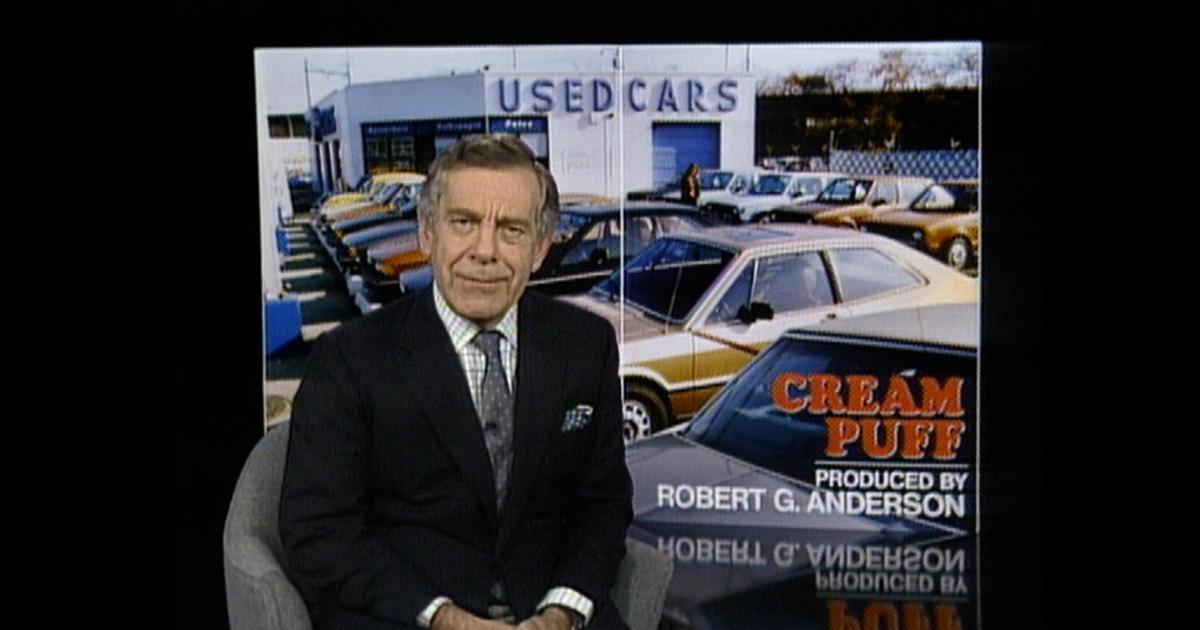 "60 Minutes producer favorite: 1990's ""Cream Puff"""