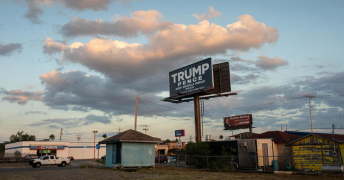 Understanding President Trump's success with Tejano voters in Texas