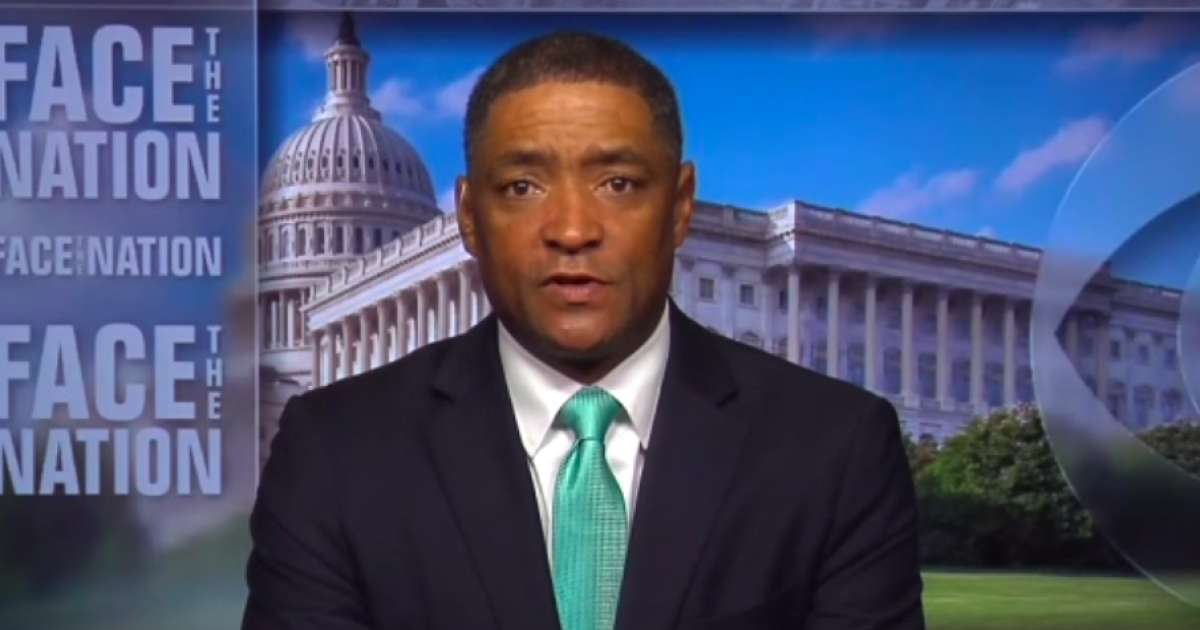 "Transcript: Cedric Richmond on ""Face the Nation"""
