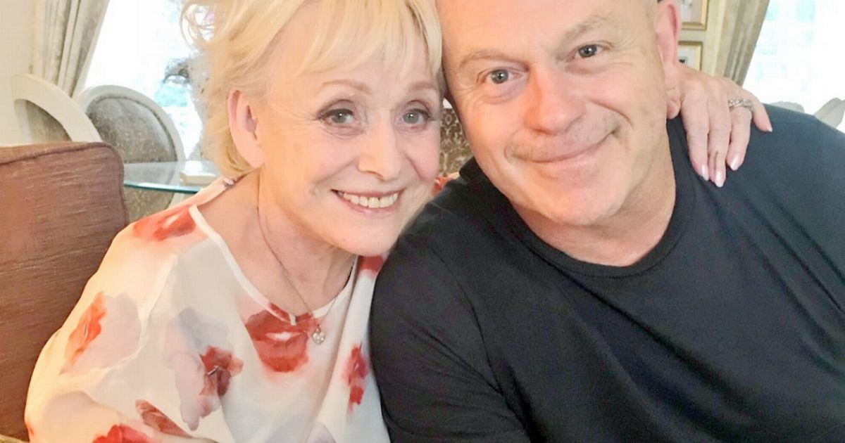 Barbara Windsor told Ross Kemp her dying wish on FaceTime call for a Babs Tax