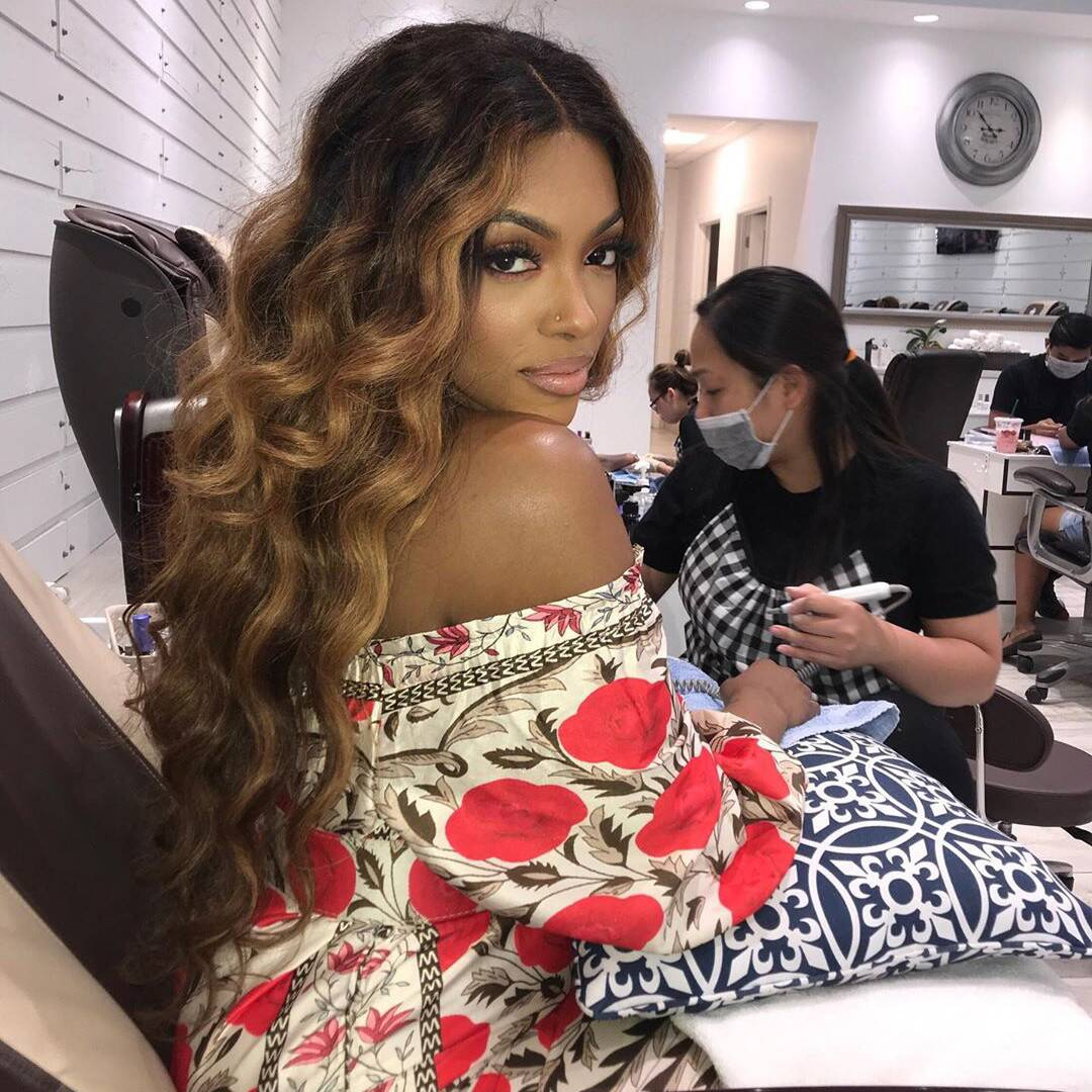 Porsha Williams' Photo With Other RHOA Ladies Has Fans In Awe – See It Here