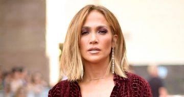 Jennifer Lopez raising awareness for Feeding America