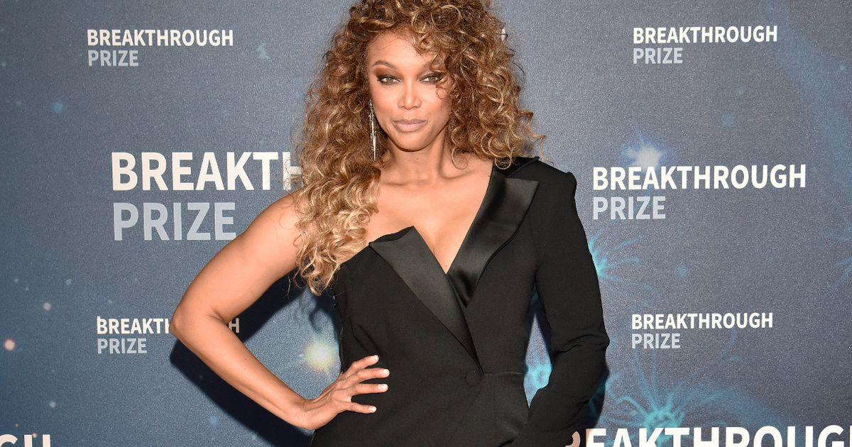 Tyra Banks told to 'read the room' amid backlash over 'tone deaf' takeaway stunt