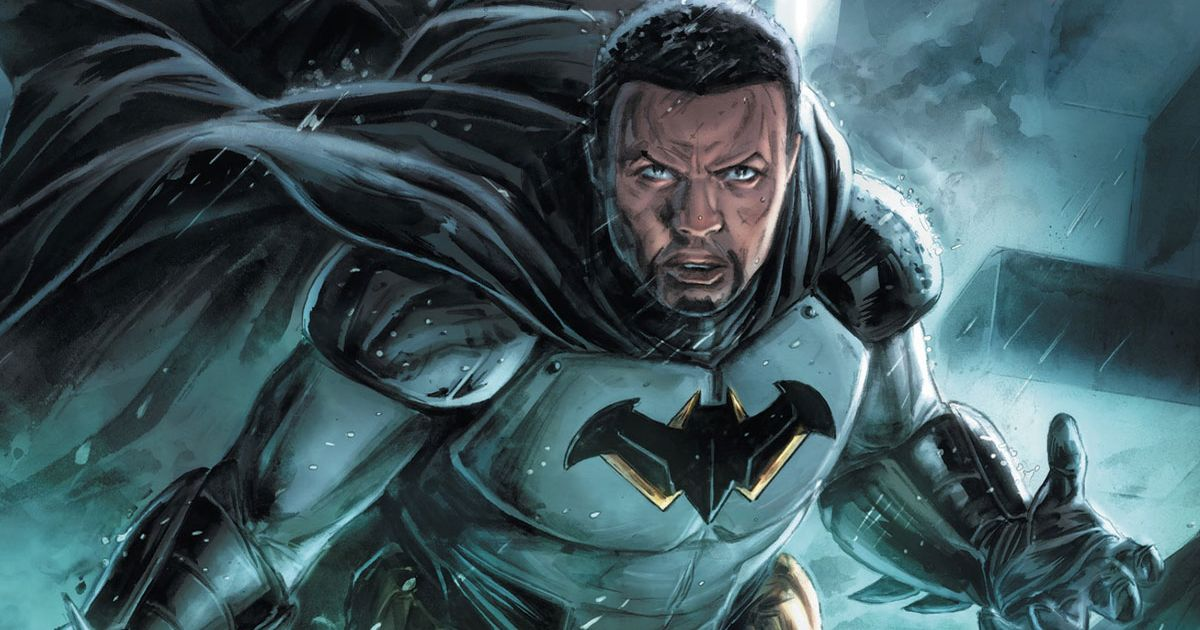 The next Batman will be a black man as DC Comics says it's time to adapt