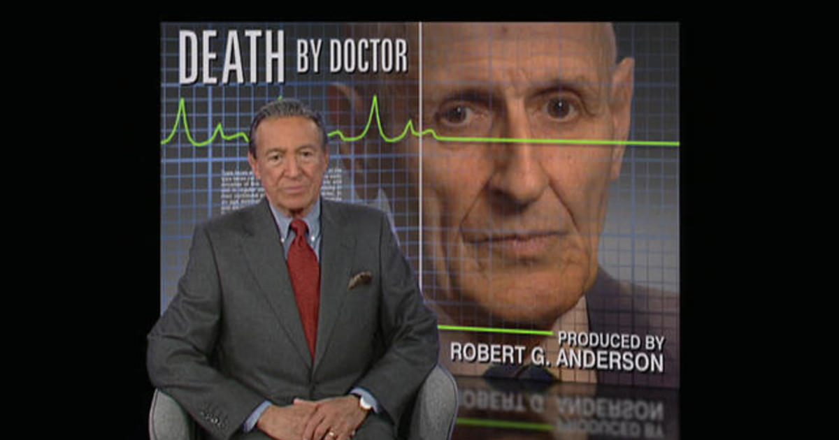 60 Minutes Archives: An interview with Dr. Jack Kevorkian
