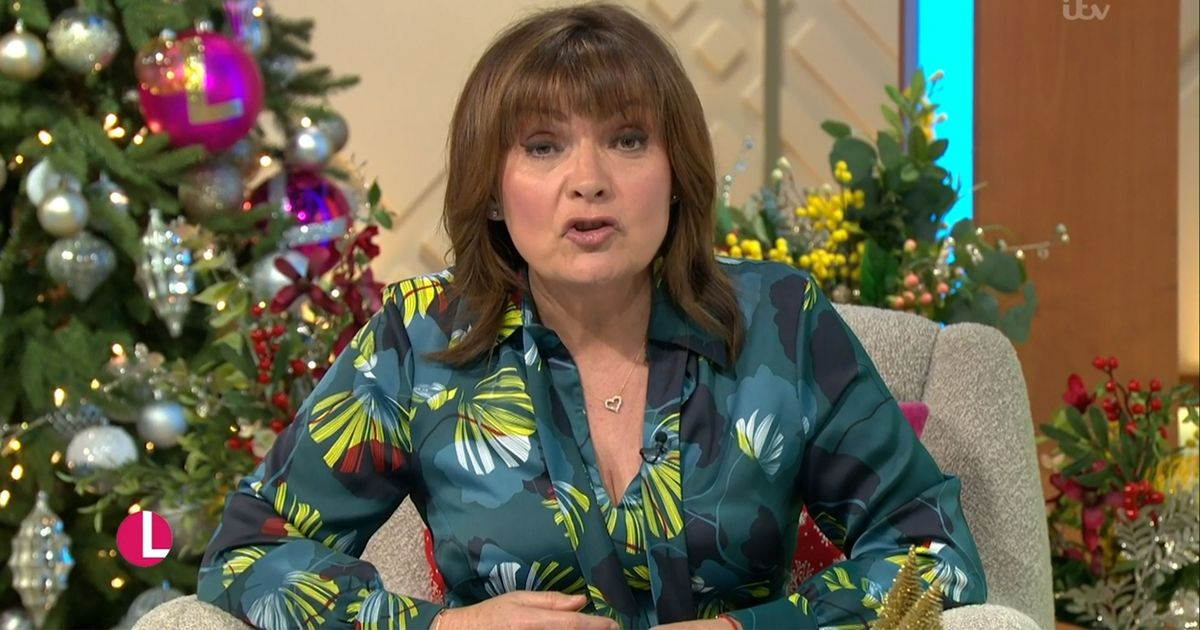 Lorraine Kelly dives back into feud with Esther McVey to explain MP 'annoys' her