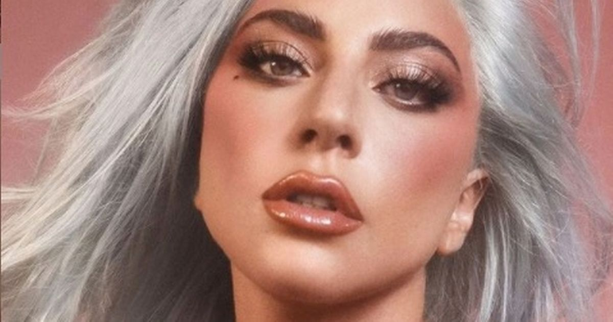 Lady Gaga poses topless in mermaid-inspired pic for sultry cosmetics campaign