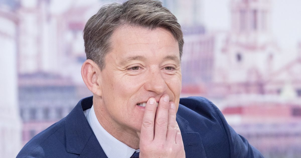 Piers Morgan accuses co-star Ben Shephard of avoiding him for five years