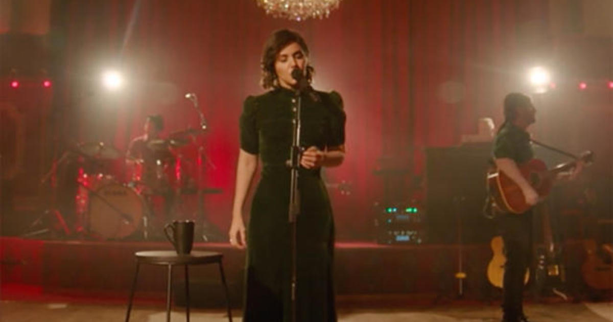 "Saturday Sessions: Katie Melua performs ""Your Longing Is Gone"""