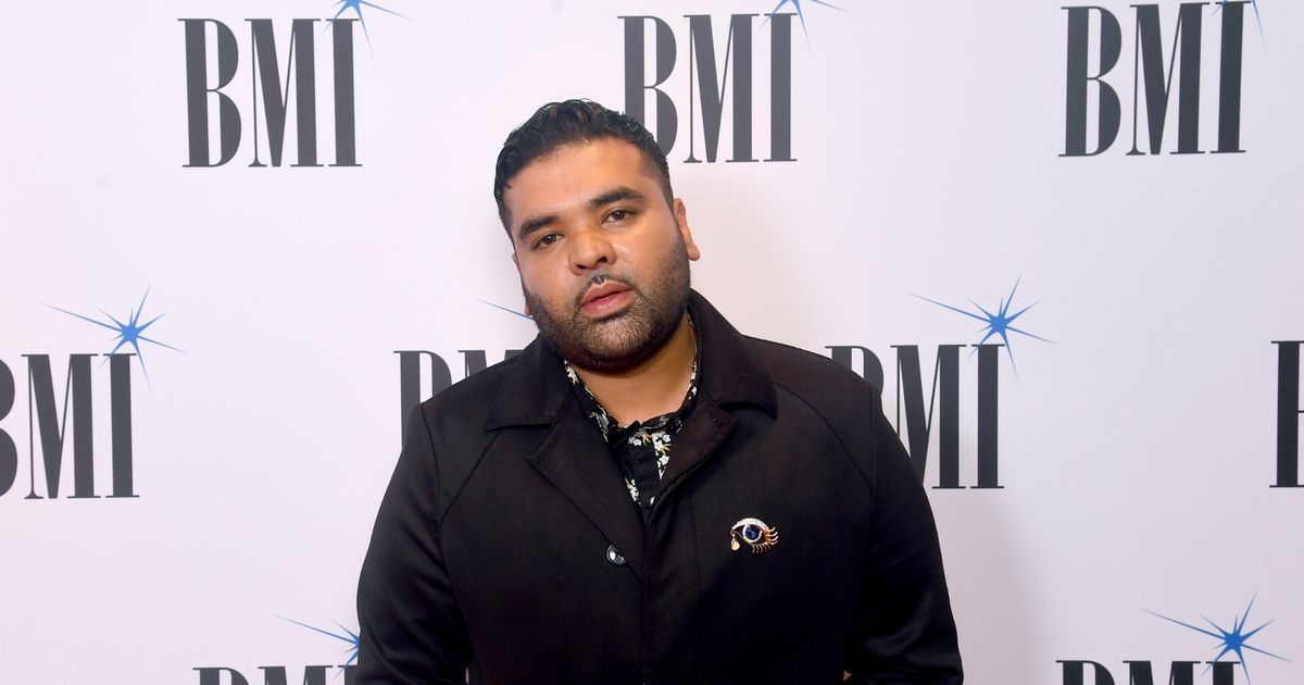 Naughty Boy says Simon Cowell rejected meal he spent entire day cooking for him