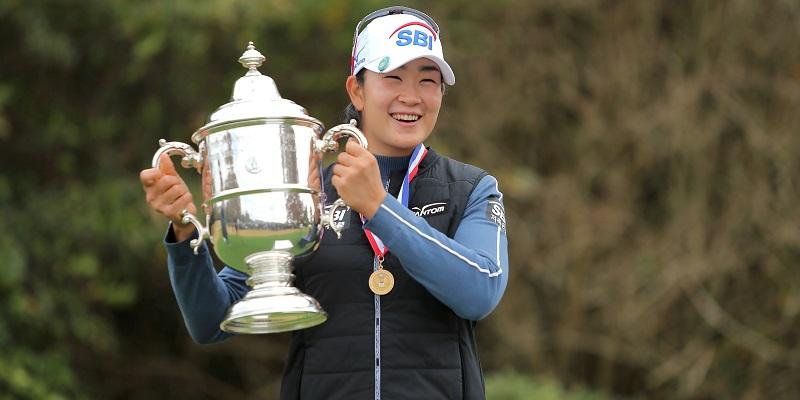 A Lim Kim rallies from 5 down to win U.S. Women's Open